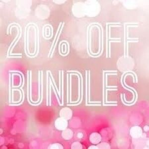 20% off bundles